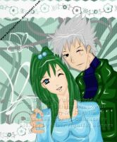 AT Kaiya x Kakashi MMaxwell by bellagirldee