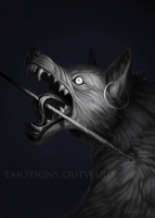 Emotions outward by Haurin