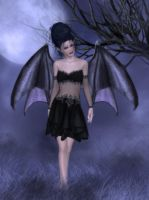 Gothic Fairy by patslash