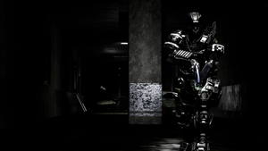 Halo 5: Ghost in The Halls by purpledragon104