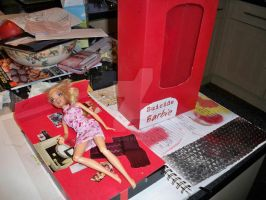 Suicide Barbie Bedroom by Toddiie