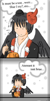 Halloween comic 2011 by SparxPunx