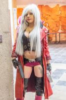 Devil May Cry ~ Dante by JUNeProductions