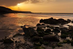 Kennack Sands by JakeSpain