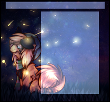-.Fireflies Commission.- //SPEEDPAINT\\ by Chili-Doge