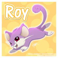 Roy's our boy! by Nyaasu