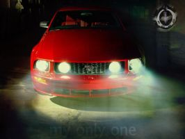 mustang GT by youngxxblood