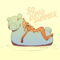 So Long Summer by Mikuloctopus
