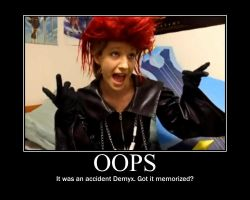 Demyx's Impersonation by Inu-Kiky