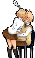 After School Kisses by emisa