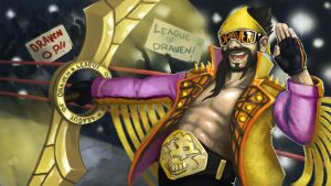 Macho Man Draven by Torvald2000