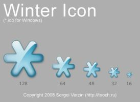 Winter Icon by mtFr0st