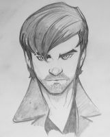 Hook - OUAT by kennf11