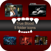 TRUE BLOOD by LeaBeaudoin