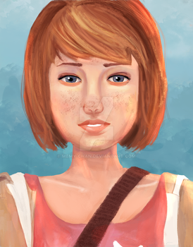 Max Caulfield - Life is Strange by Memy-chan