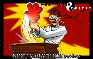 NC - Next Karate Kid by MaroBot