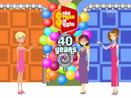 6TEEN Girls Present TPIR's 40TH SEASON by daanton