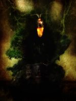 Withering Green Man by armawolf