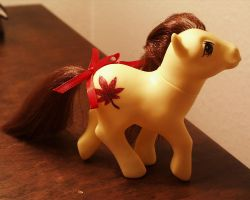Custom Machi My Little Pony by Mizaya