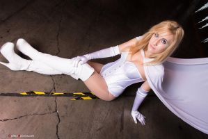 Emma Frost 5 by milk-dr0p