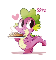 Spike by ILifeloser