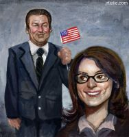 30 rock fan art by psmonkey