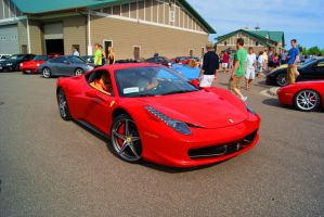 Ferrari 458 Italia by rioross