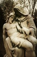 La Pieta I by touch-the-flame