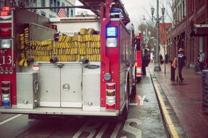 Firetrucks by JoshEH-Photo