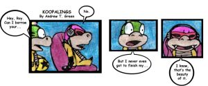 Koopalings comic... by DrewGreen