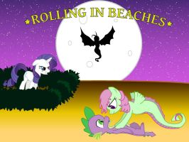 Rolling In Beaches Cover by bico-kun