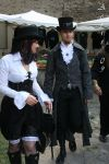 CP 2009 Steampunk couple by aerisek