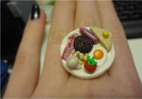 English Breakfast Ring by ivy11