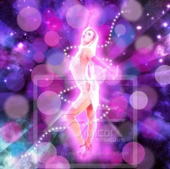 Dancing in Space by gfx-micdi-designs