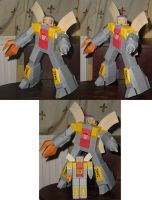 Omega Supreme by paperart