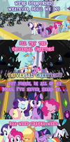 MLP - Universal Greeting by shadesmaclean
