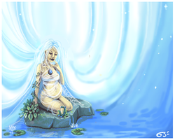 Mother Nature by griffsnuff