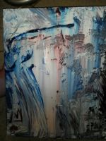 abstract waterfall by BrianSchulz