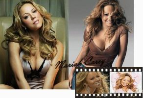 Mariah Carey by ThroughSummerRain