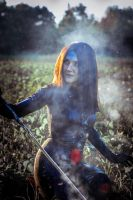 Illyria The Battle by Lady-I-Hellsing