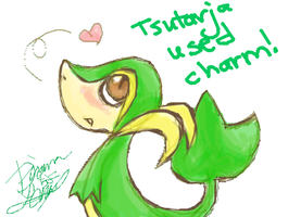 Charming Tsutarja by chiyokins