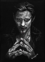 Eric Northman by SvenjaLiv