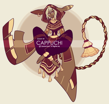 [PENDING OTA] the Mischievous Bookling by Cappuchi