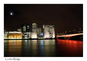 London Bridge by milopodesta