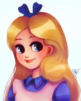 Point Commission  fleur-de-Lis4444  - Alice by Nokiramaila