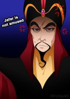 Jafar is not amused by Furipa93