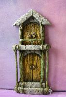 Faery Door 2 by myceliae