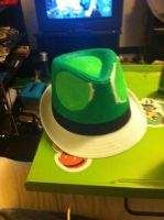 Cosplay Hat WIP by KitaiNagashime