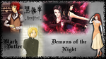 Demons of the Night by Lady1Venus