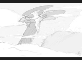 Never Goodbye by Key-Feathers
